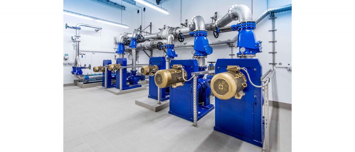 KSB motors IE5 classified