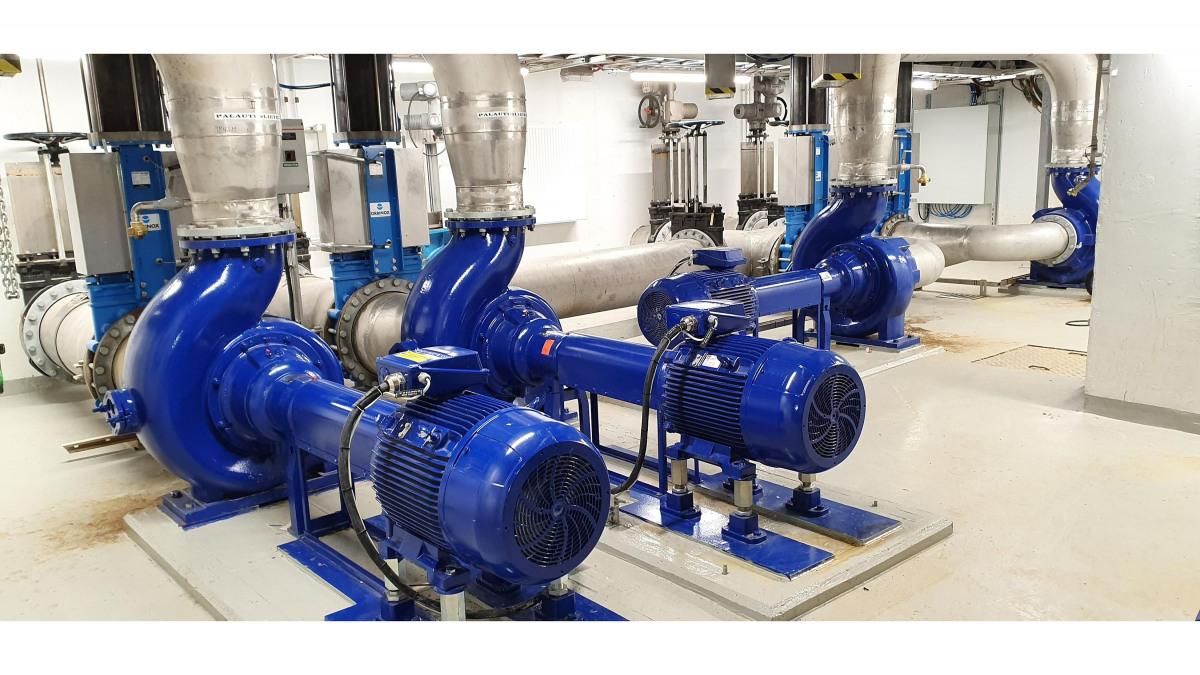 Sewatec pumps