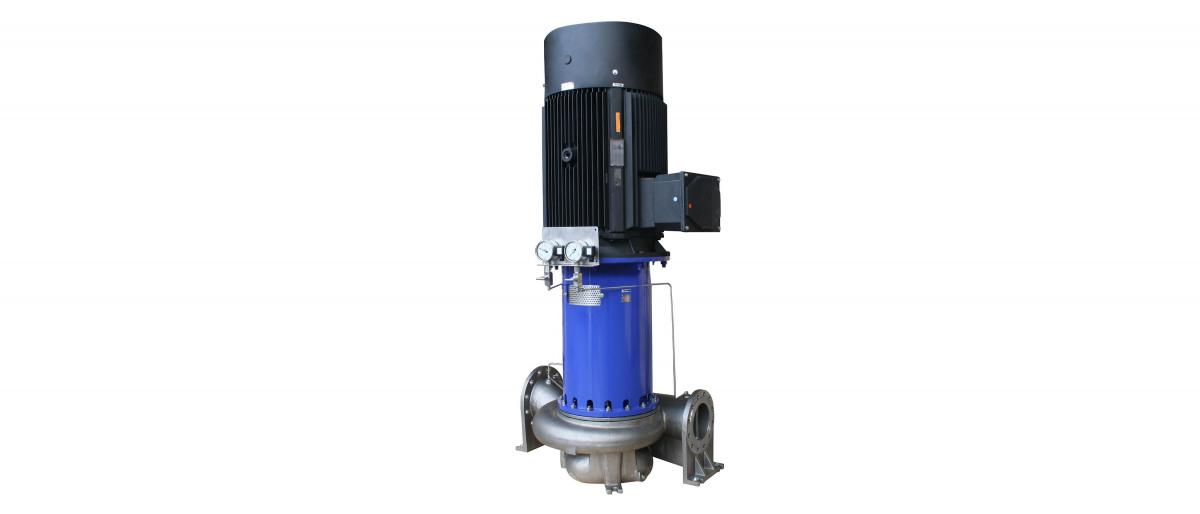 KSB-pumpar för avgasreningssystem på fartyg