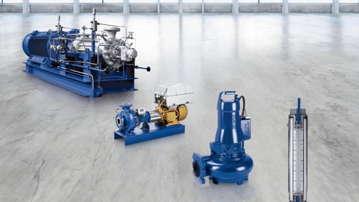 centrifugaalpompen
