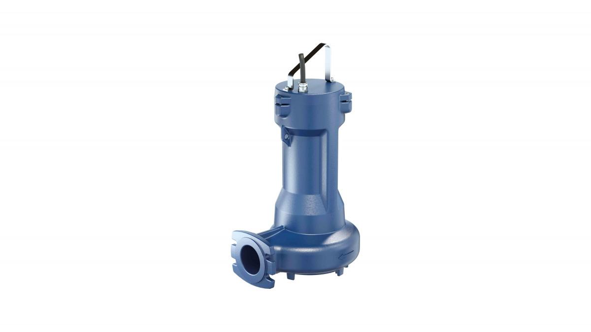New Amarex waste water pump