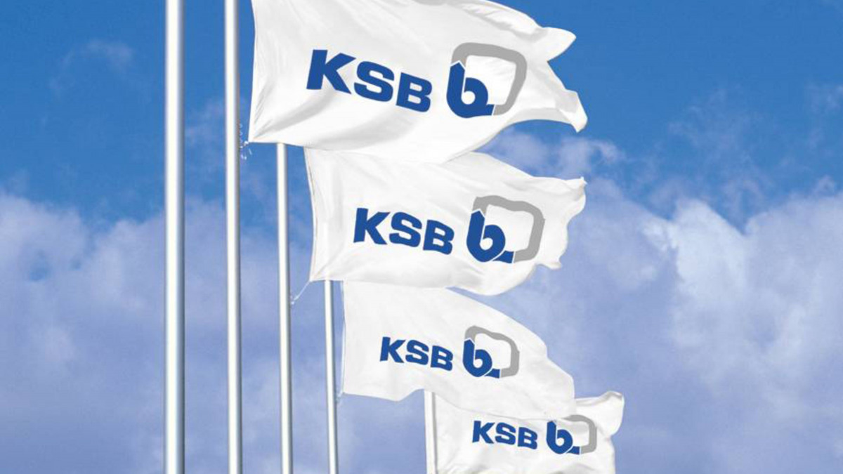 KSB flags