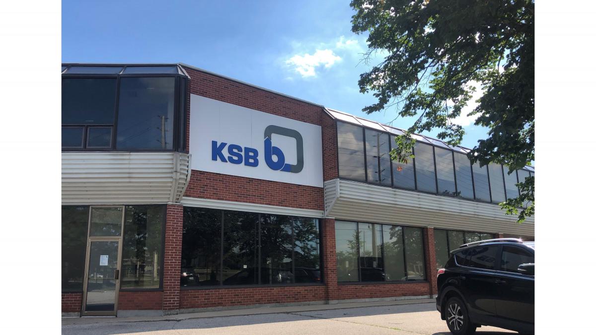 KSB Canada head office