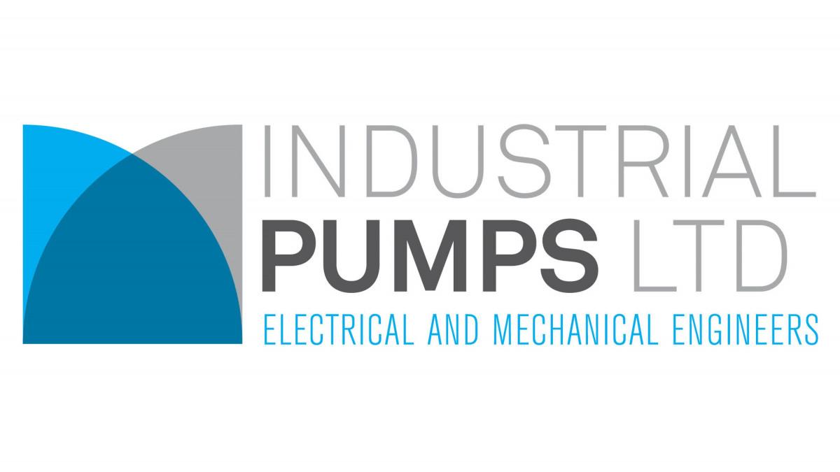 Industrial Pumps ltd Logo