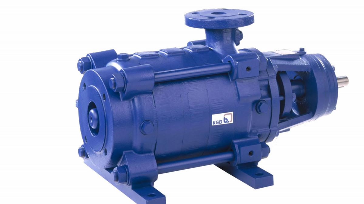 Multitec Pump