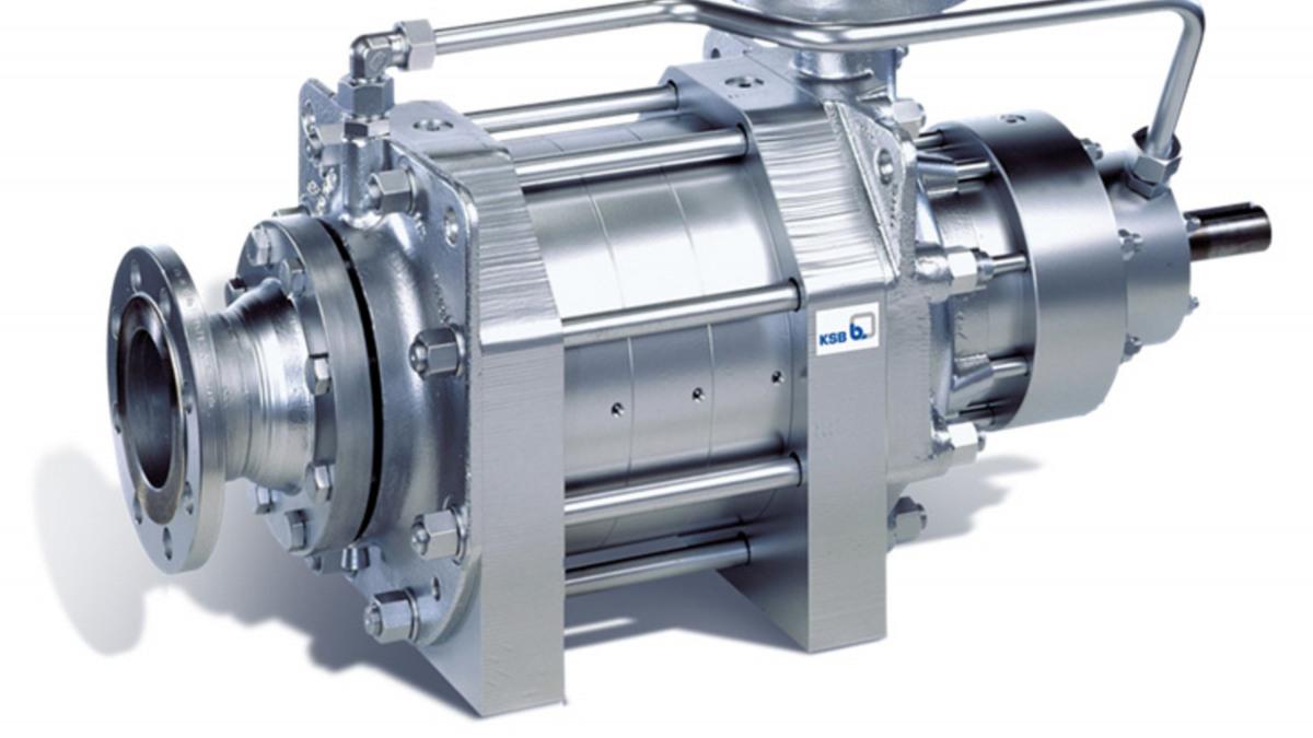 HGM multi-stage pump