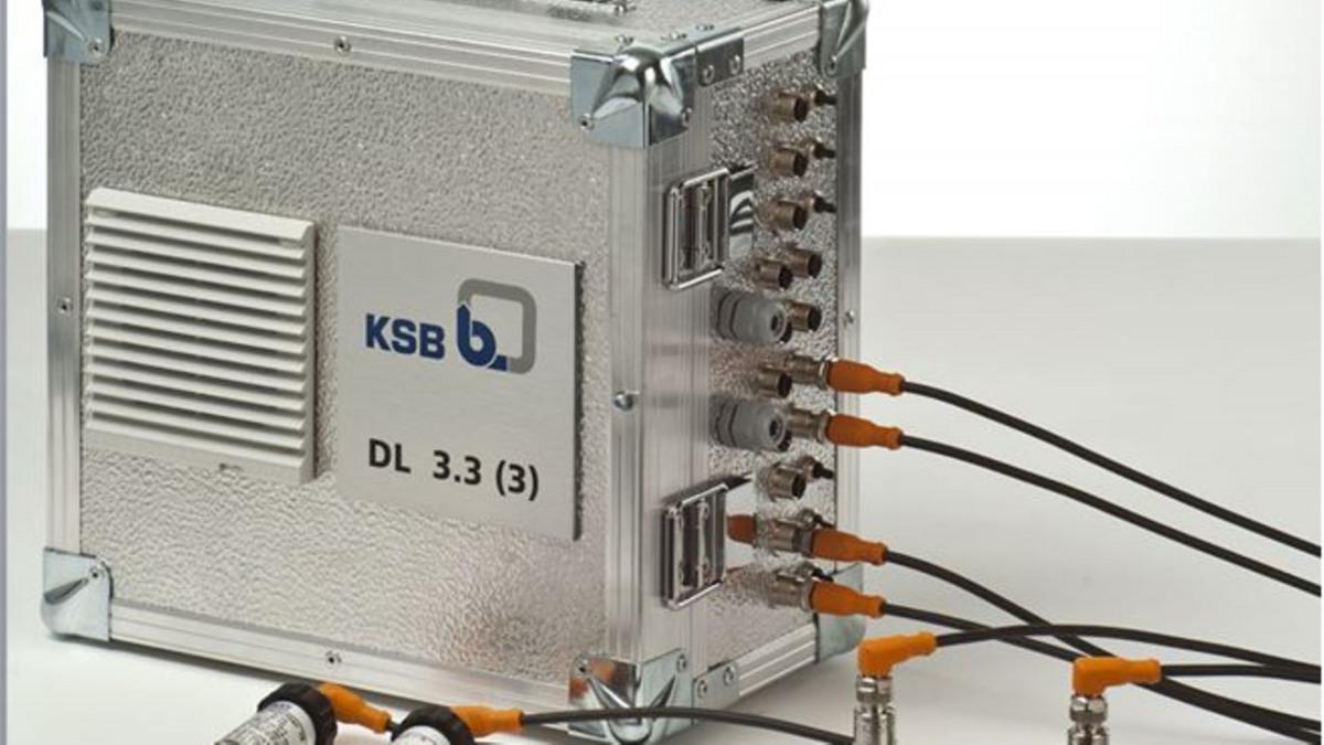 KSB SES multi-channel test equipment