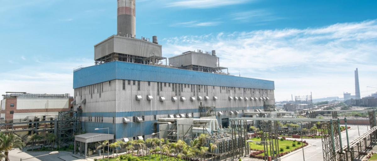 El-Tebbin Thermal Power Plant