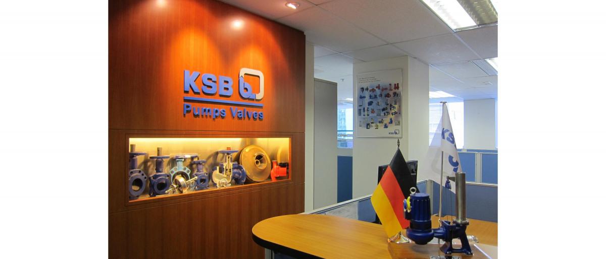 KSB Limited (Hongkong) building