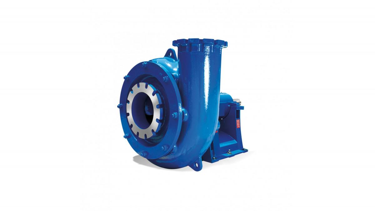 LCC slurry pump