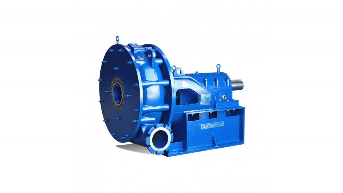 LSA slurry pump