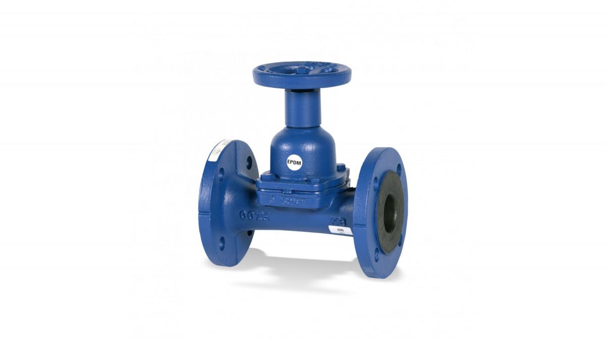 Sisto KB diaphragm valve
