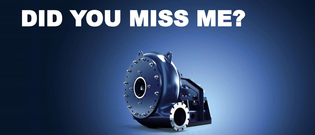 GIW mining pumps are available from KSB Finland