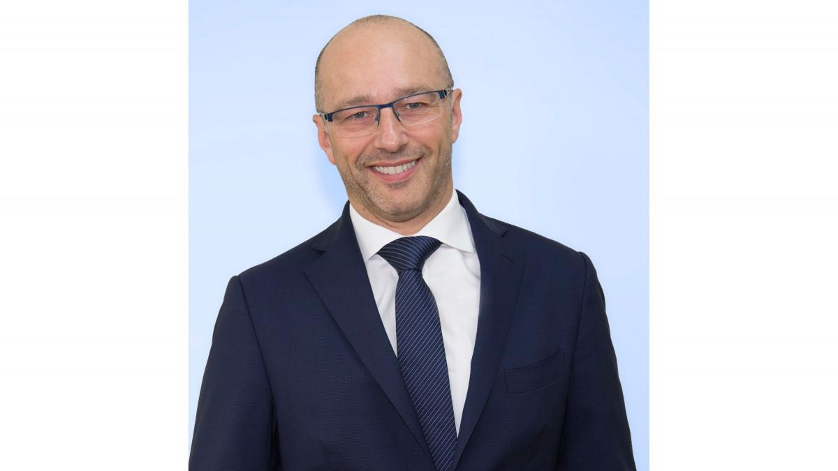 Boris Lombard, Managing Director of KSB S.A.S.