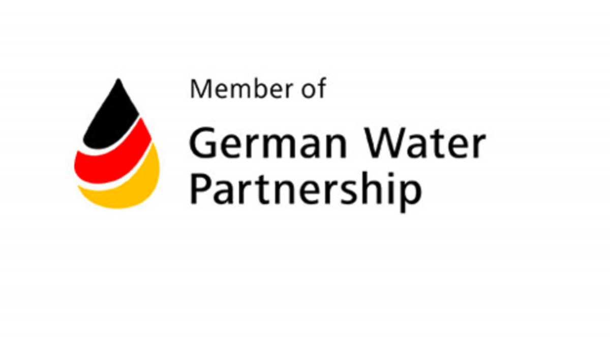 German Water Partnership Logo