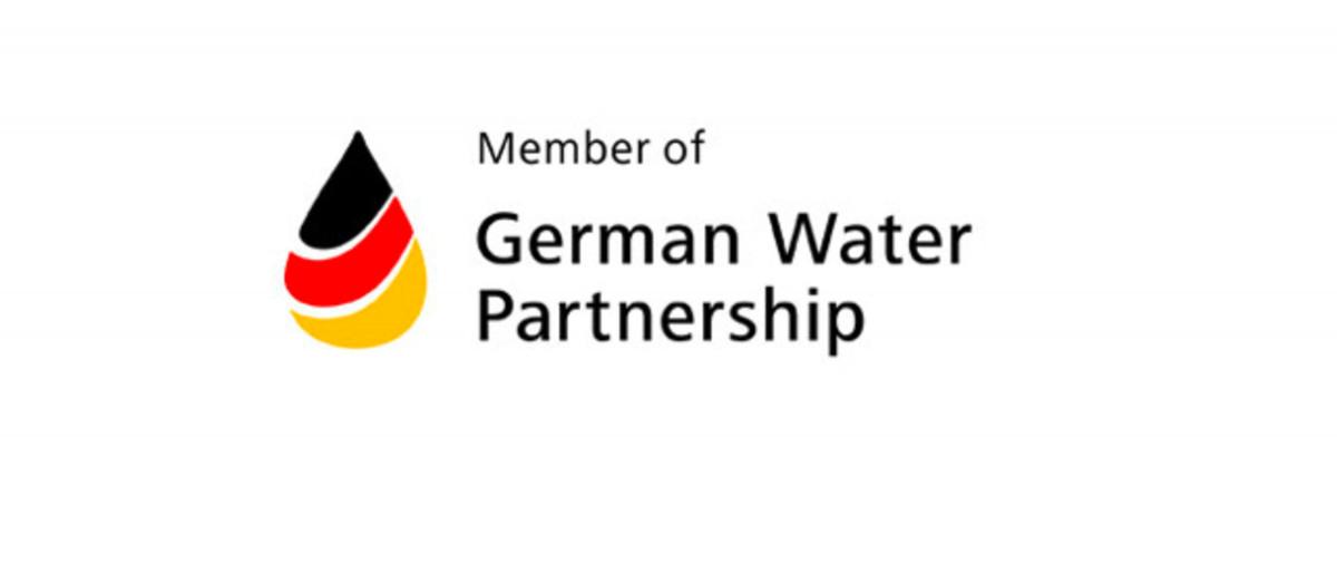 German Water Partnership Logo
