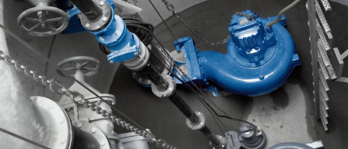 Rehabilitation von Pumpstationen