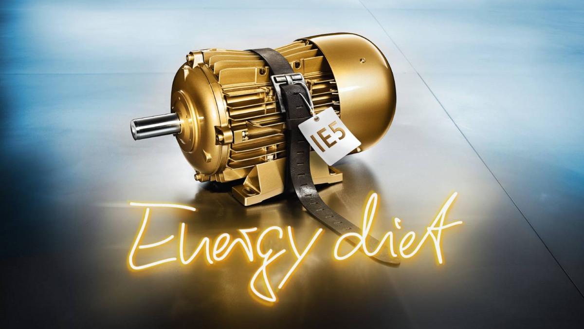 Efficient motor