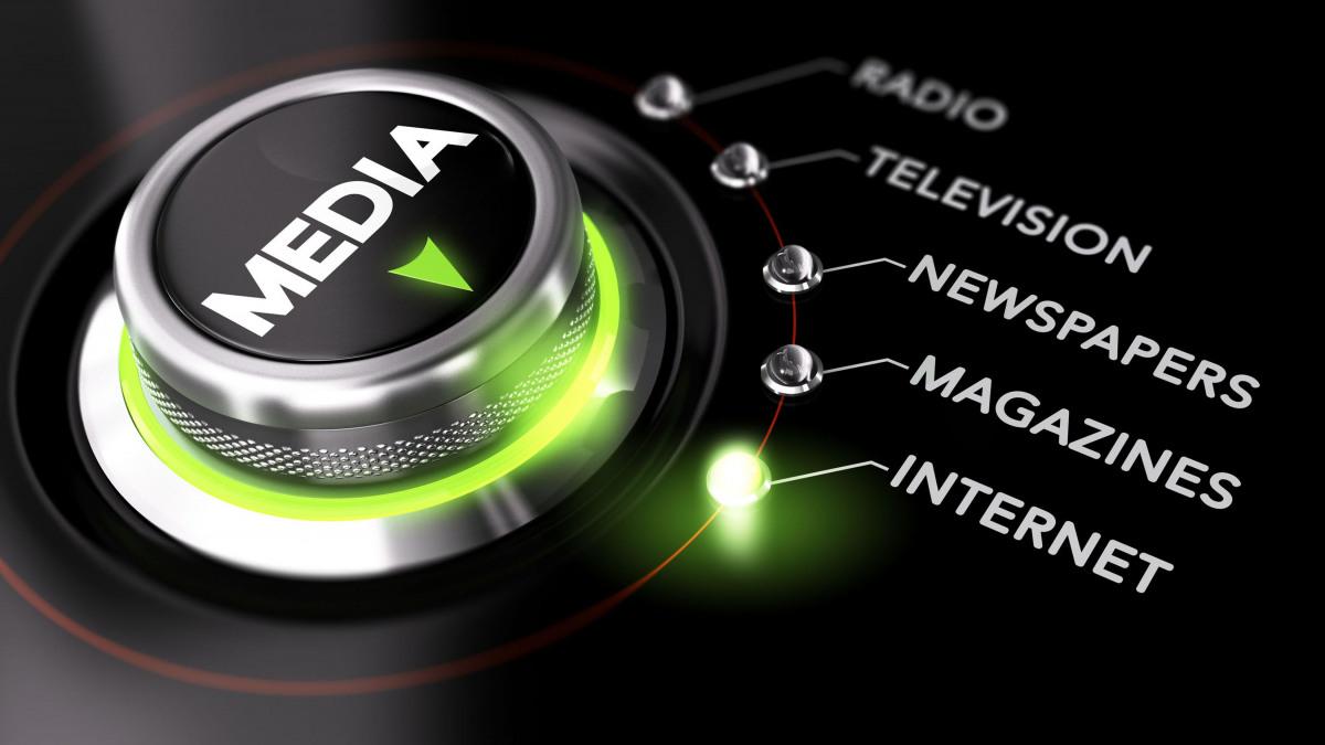 Retombées media corporate