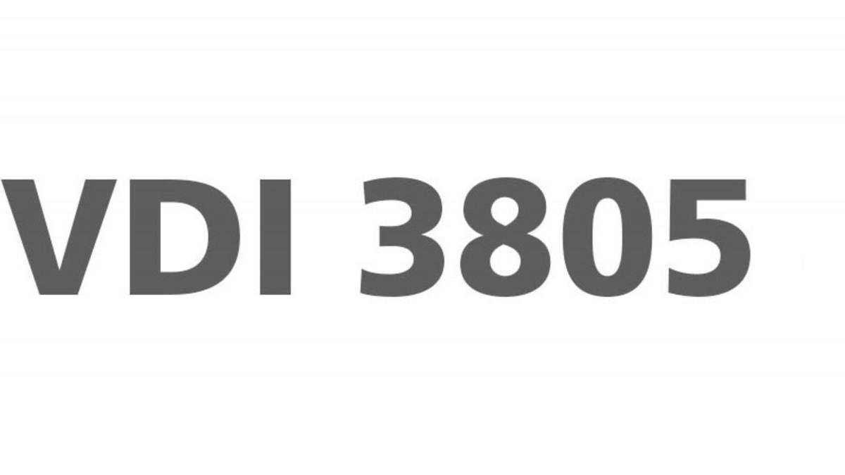 VDI-Datensätze für Armaturen