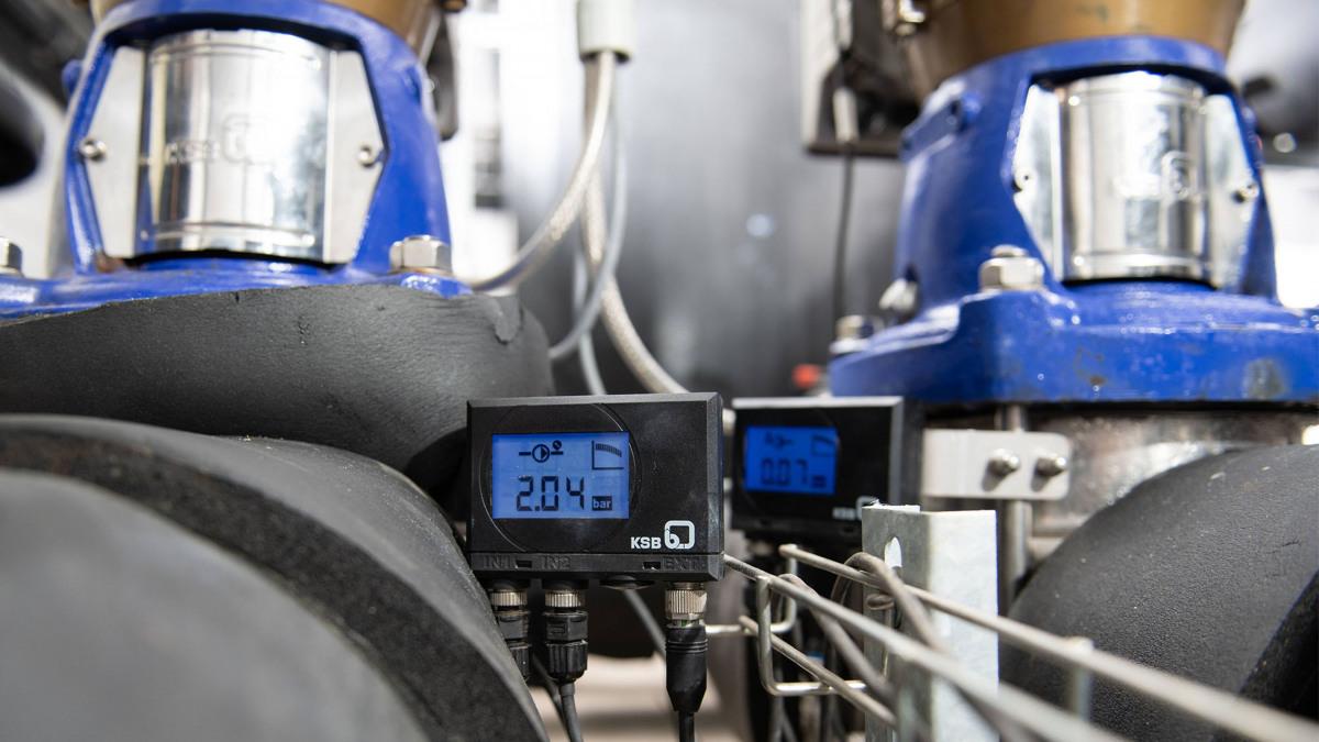 Transparenz mit KSB PumpMeter