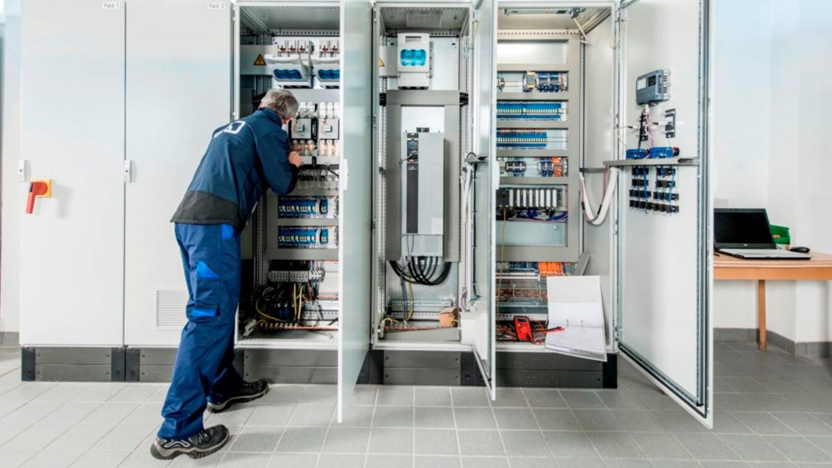 Engineered Pumpenregelsystem
