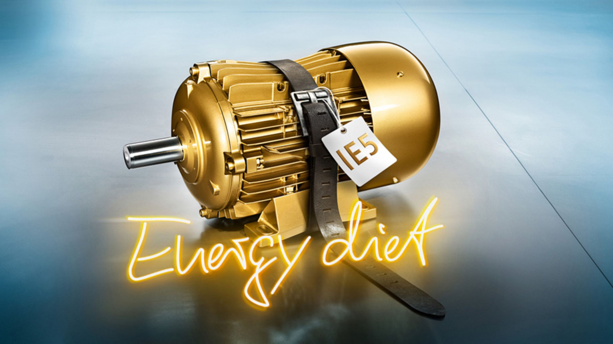 KSB SuPremE® motors