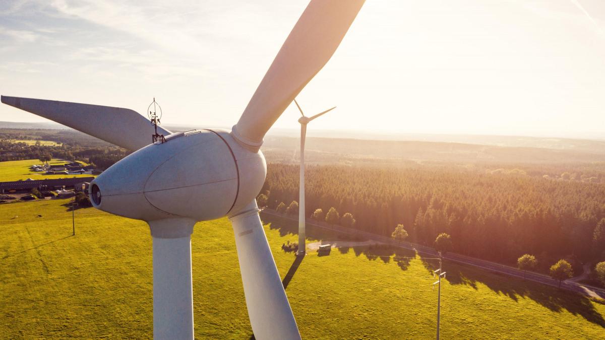 Saubere Energie aus Windkraft