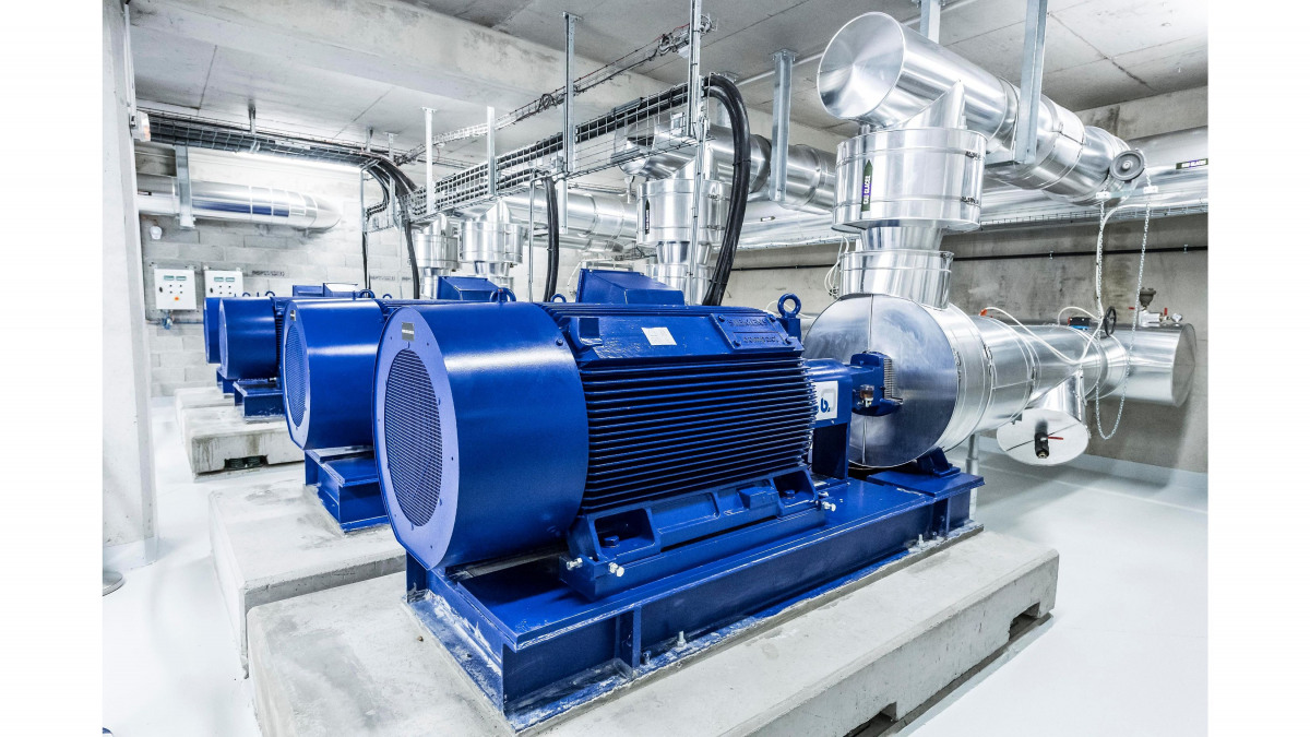 KSB's MegaCPK volute casing pump for handling aggressive liquids