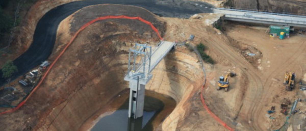 WaterPlan 2050; Mardi Dam; Off-river storage; High lift station; RDLO pumps; water transfer station; valves; pipework