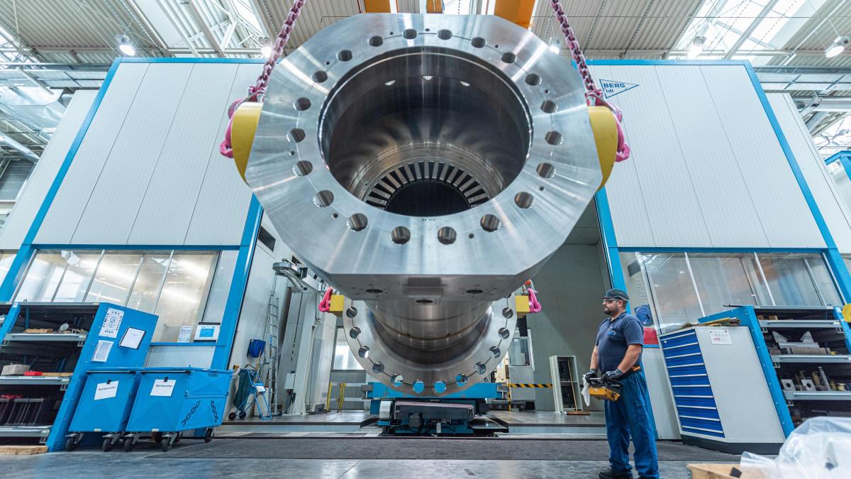 Industriepumpe von KSB