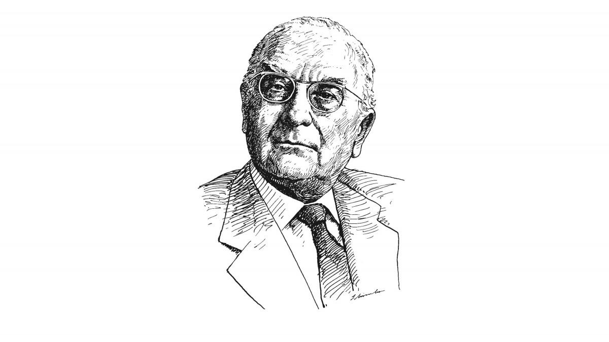 Dr. Otto Klein-Kühborth führte das Unternehmen jahrzehntelang.