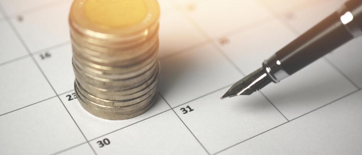 Mit dem KSB-Finanzkalender informiert bleiben