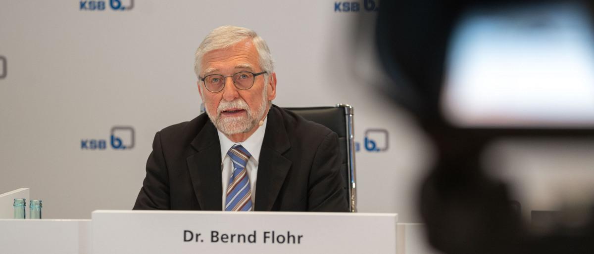 KSB-Hauptversammlung: Wo unsere Aktionäre Ihren Willen bilden.