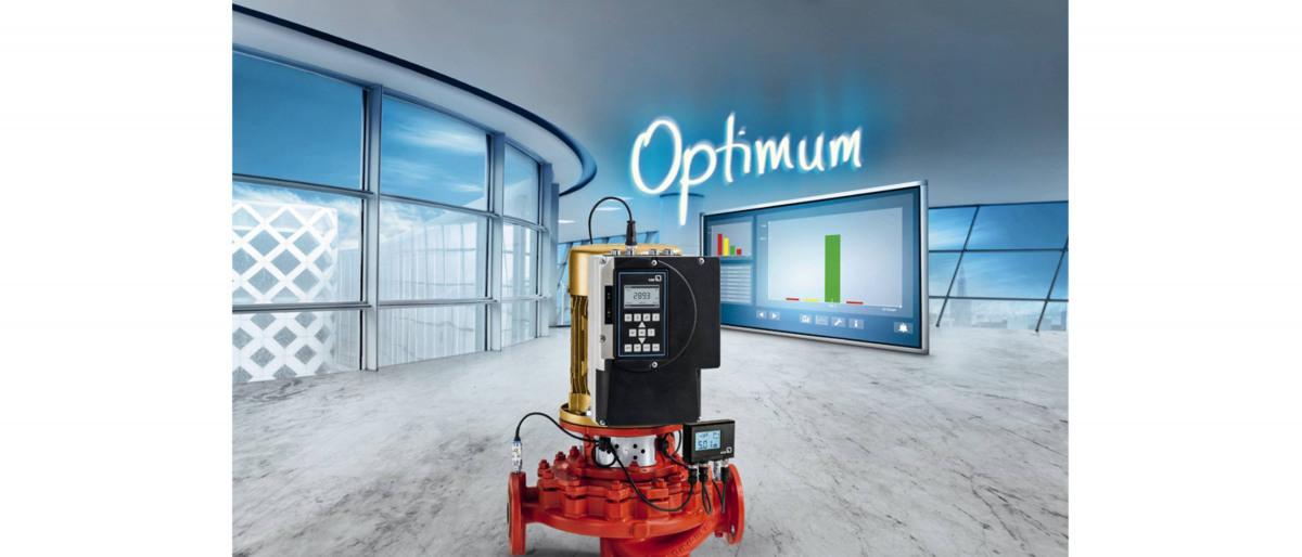 Increases pump efficiency: PumpDrive