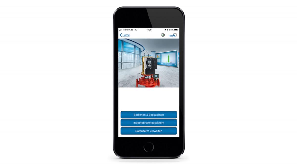 PumpDrive App