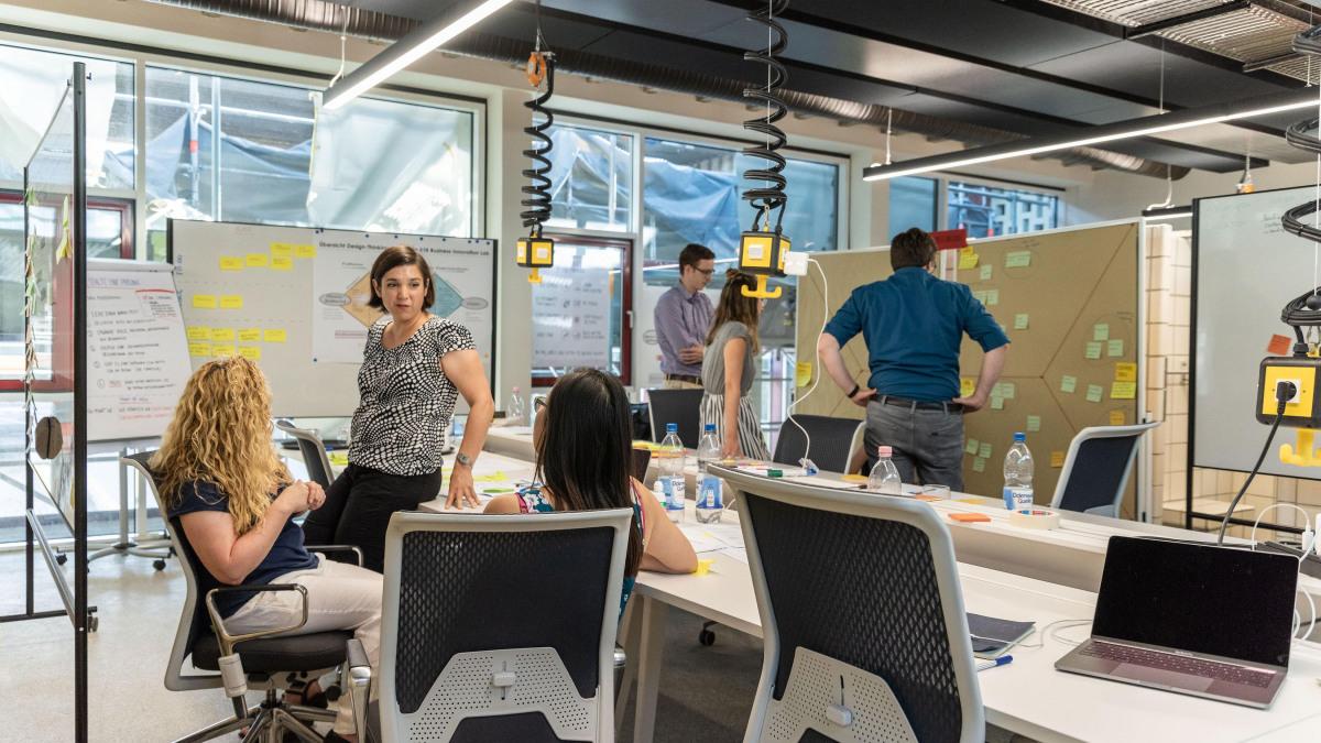 Collaboration at KSB: creative, cooperative and interdisciplinary