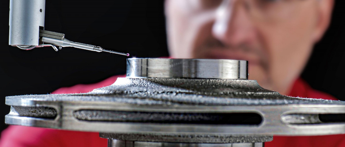Quality assurance for KSB pumps and valves