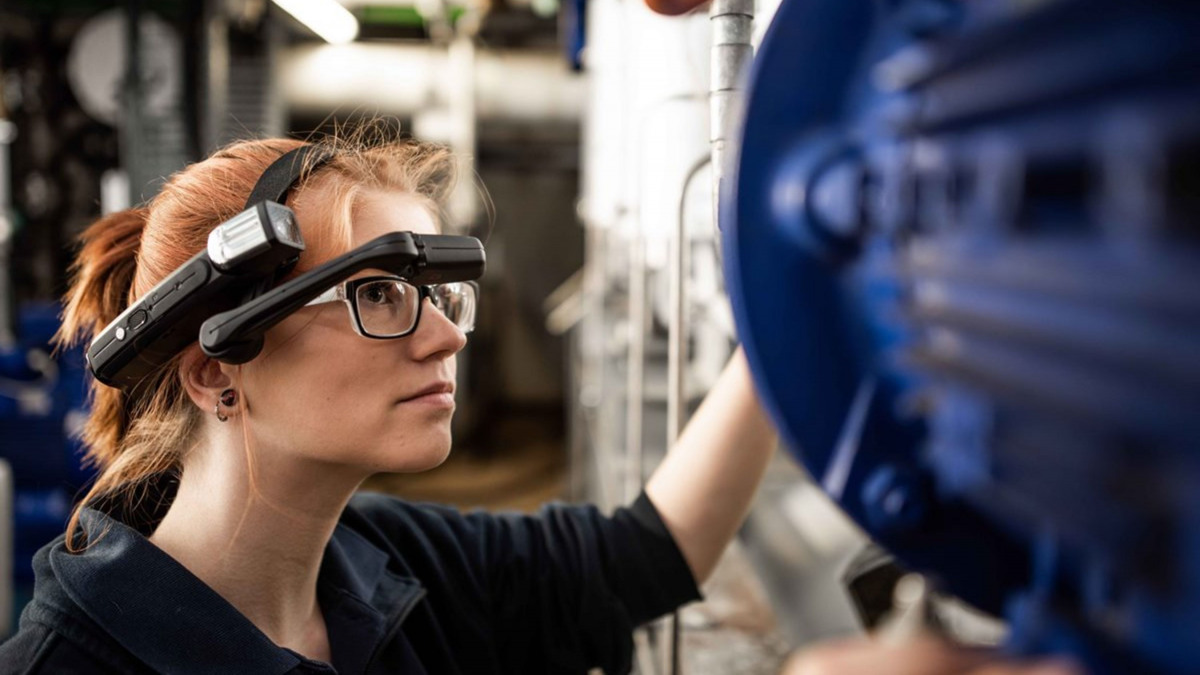 KSB relies on the innovative strength of its employees