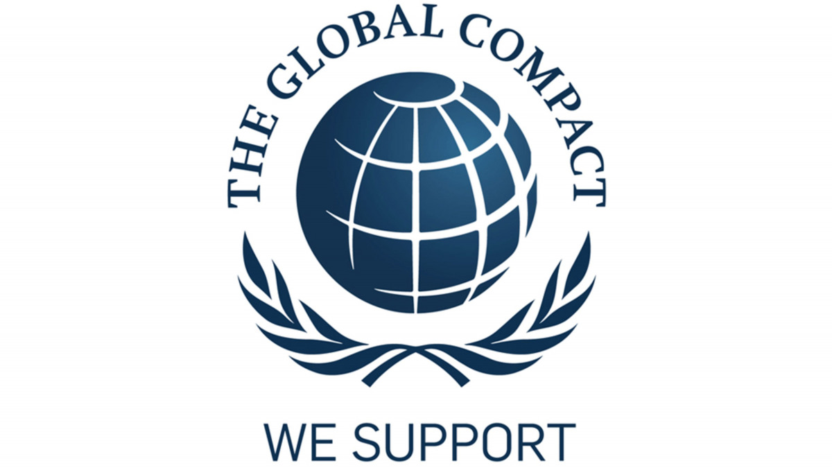 Logo of the United Nations Global Compact