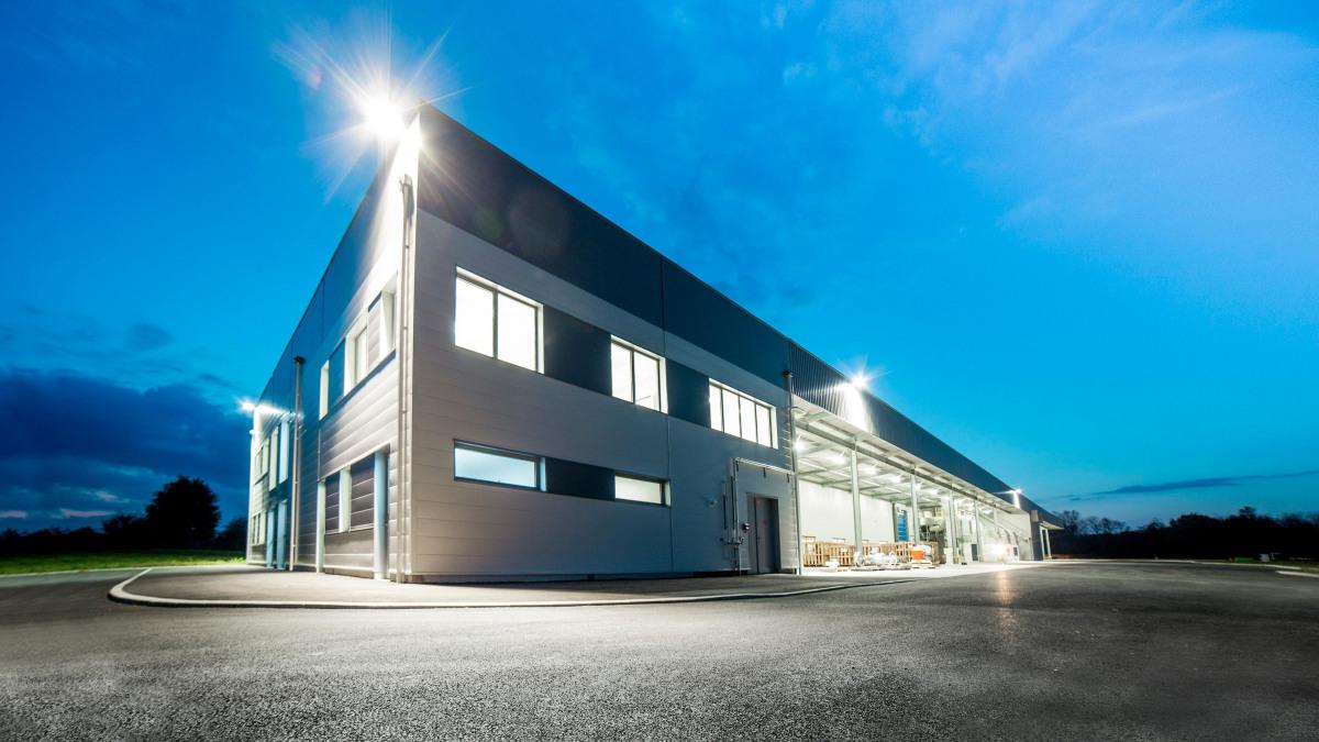 KSB's wereldwijde productiecentrum voor vlinderkleppen