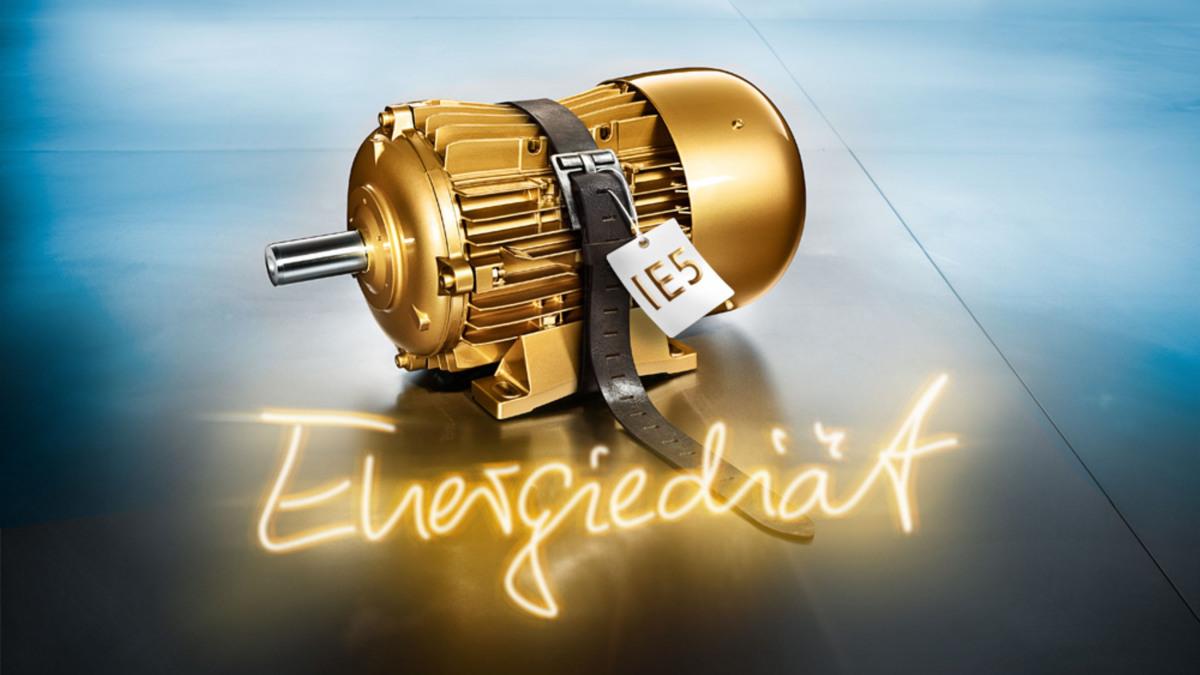KSB SuPremE® motoren