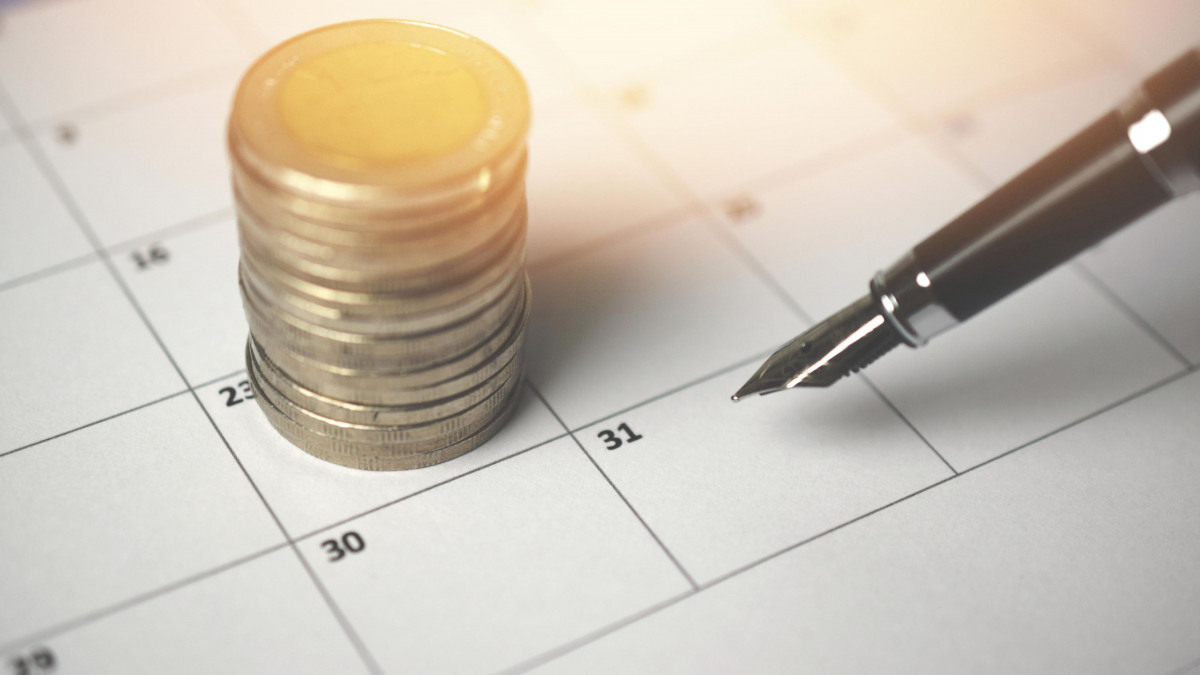 Stay informed with the KSB financial calendar