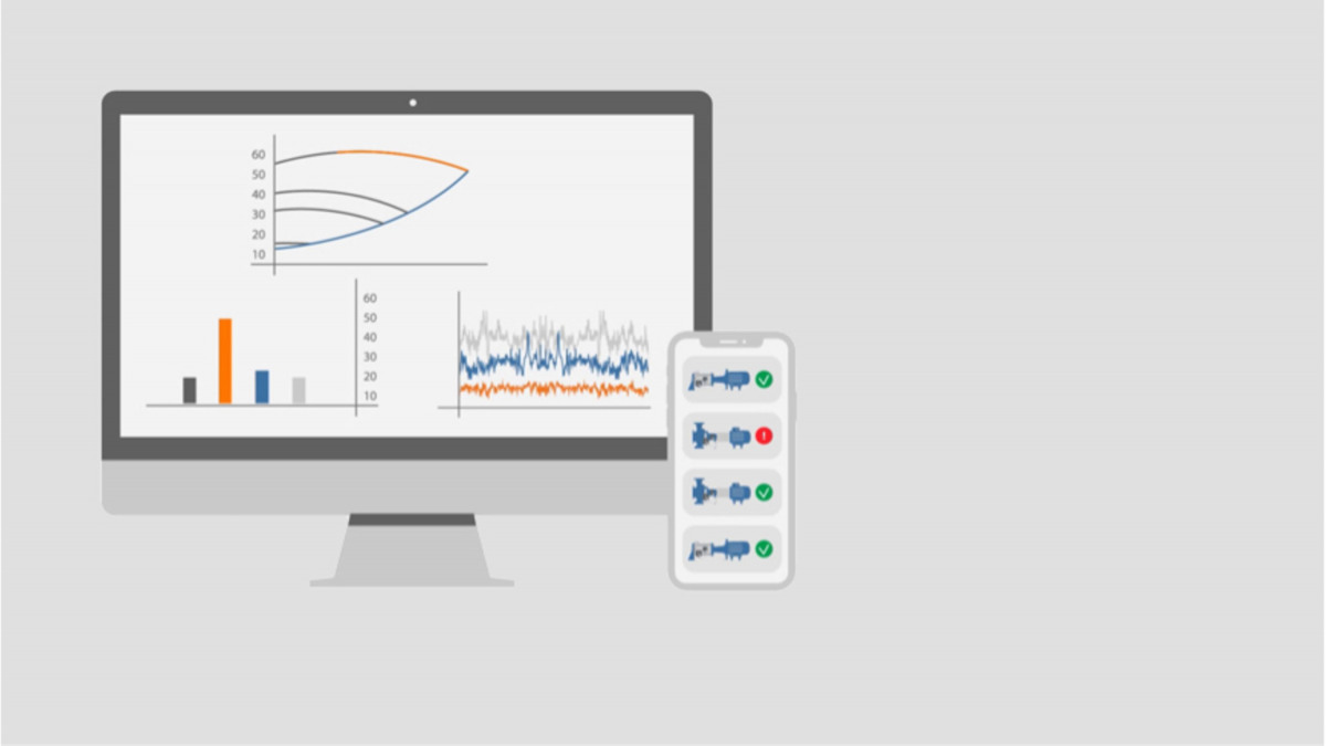 Pump monitoring (KSB-Guard)