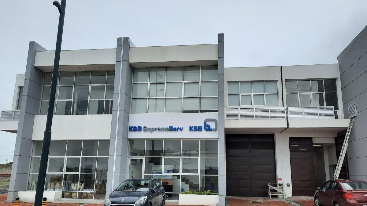 KSB Headquarter in Samborondón, outside view