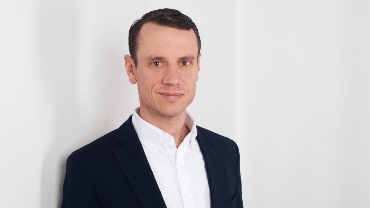 Christian Göbel, Produktionsleiter Energie Deutschland, in der KSB SE & Co. KGaA