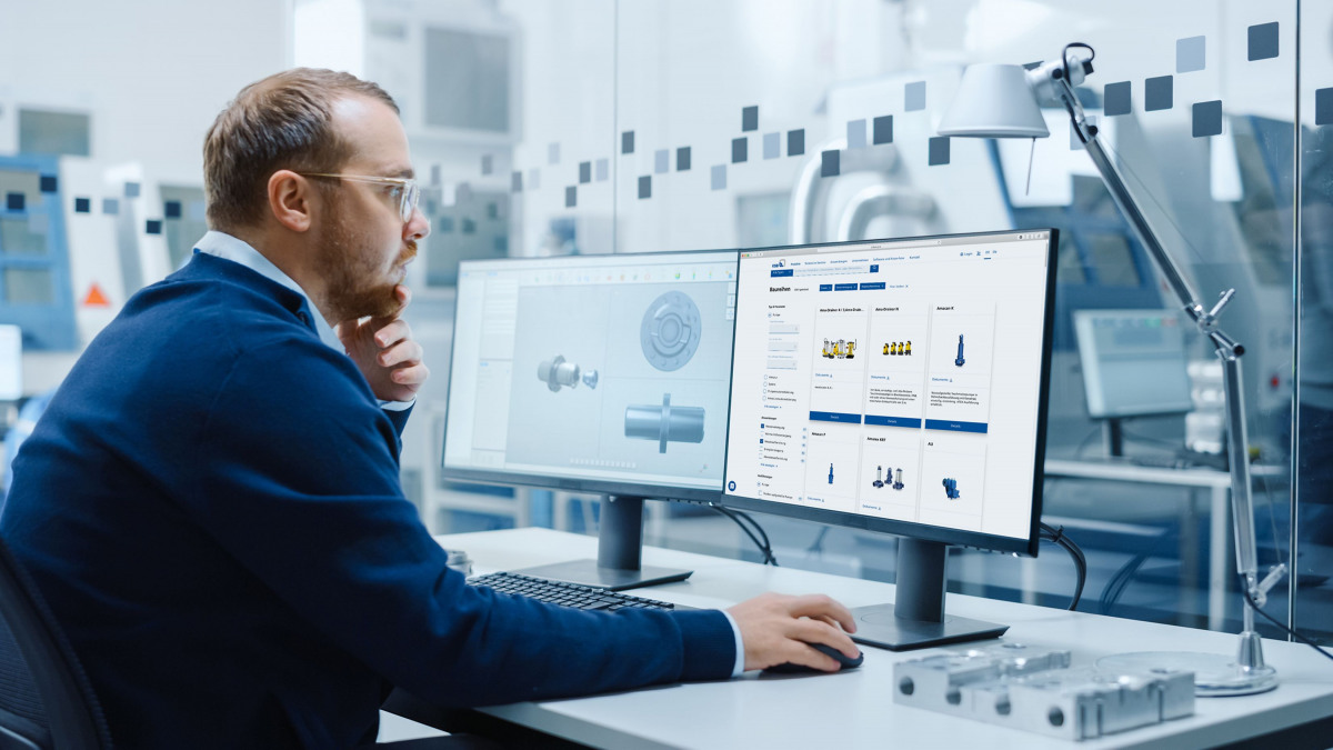 My KSB Business – das Online-Portal für Firmenkunden