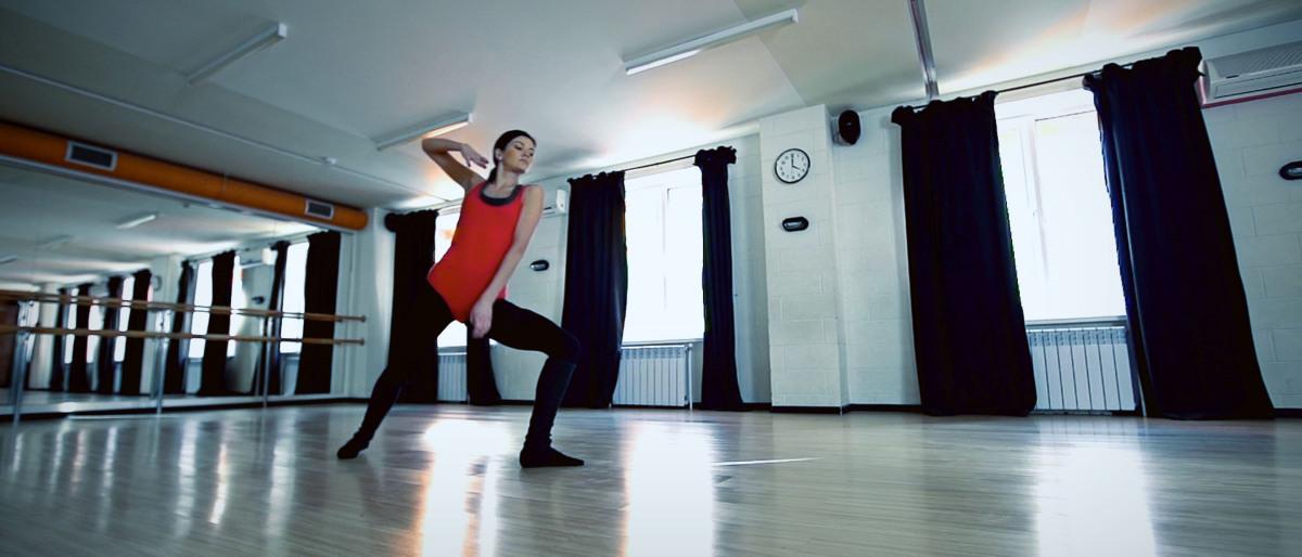 Sophie tanzt