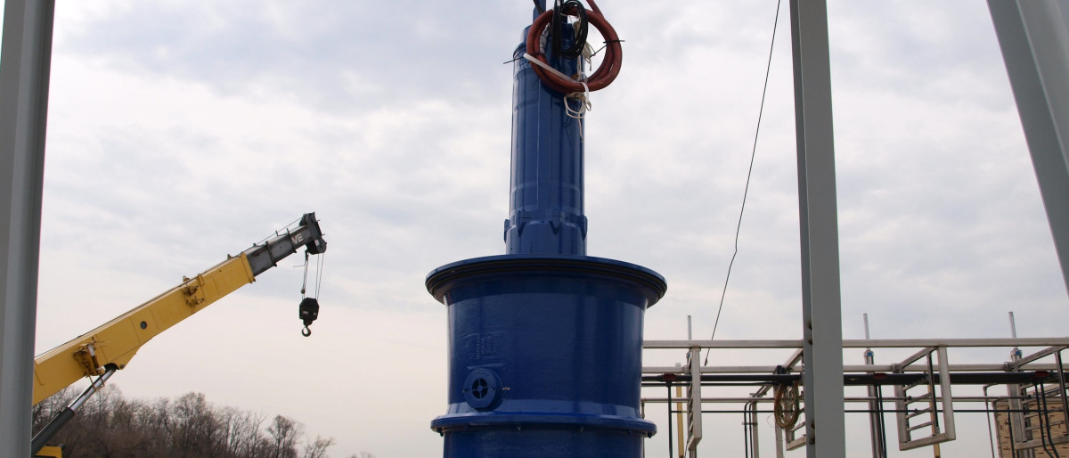 The Amacan P is a safe, reliable and energy-efficient solution for a wide range of pumping jobs