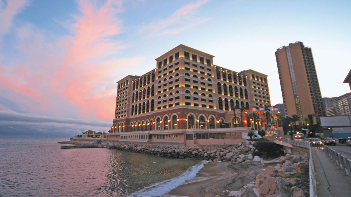 Monte Carlo Bay Hotel & Resort in Monaco